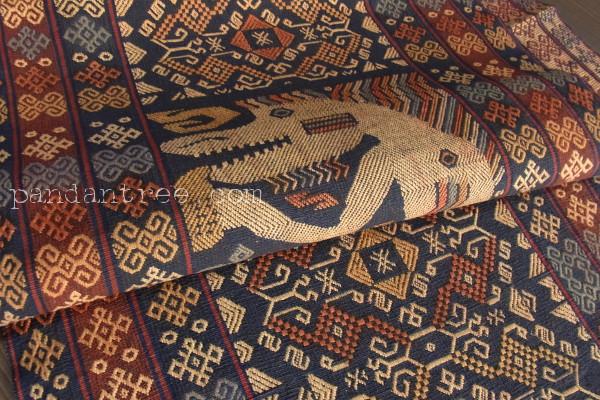 スンバ島の織物4
