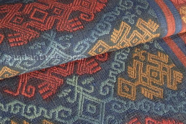 スンバ島の織物5