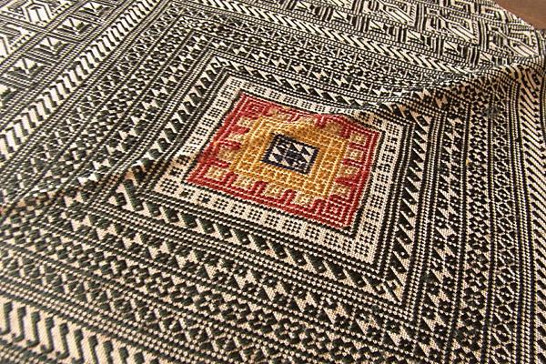 ラオス織物タントラ2