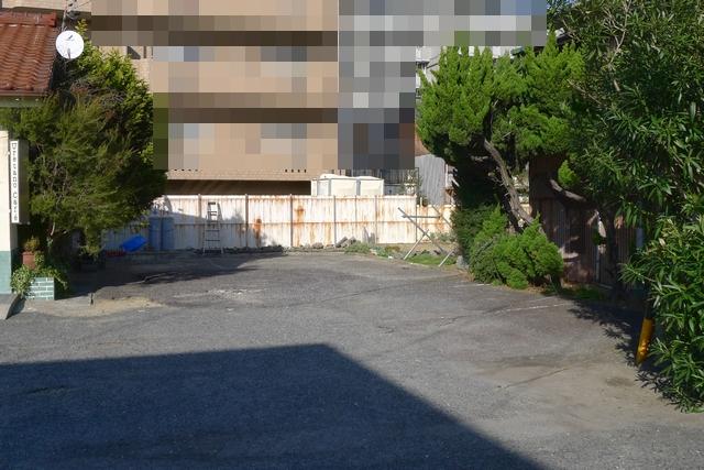 ウレタノカフェ駐車場02