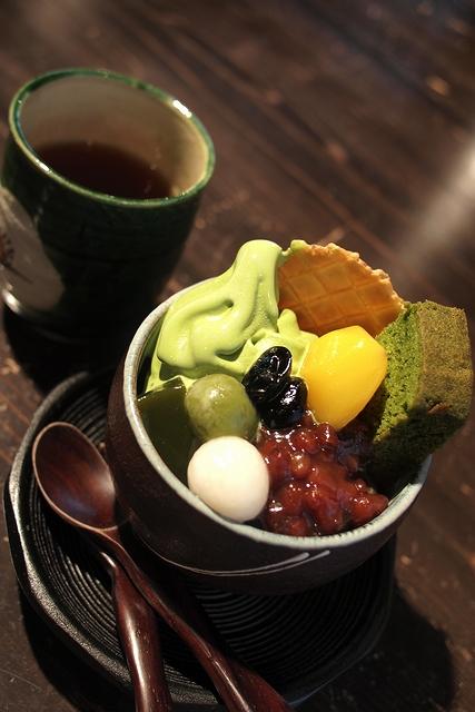 深緑茶房033