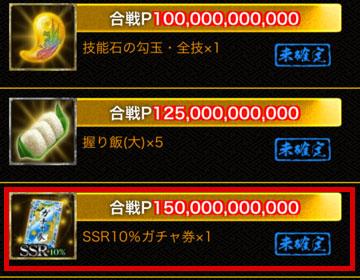 1500億パー券