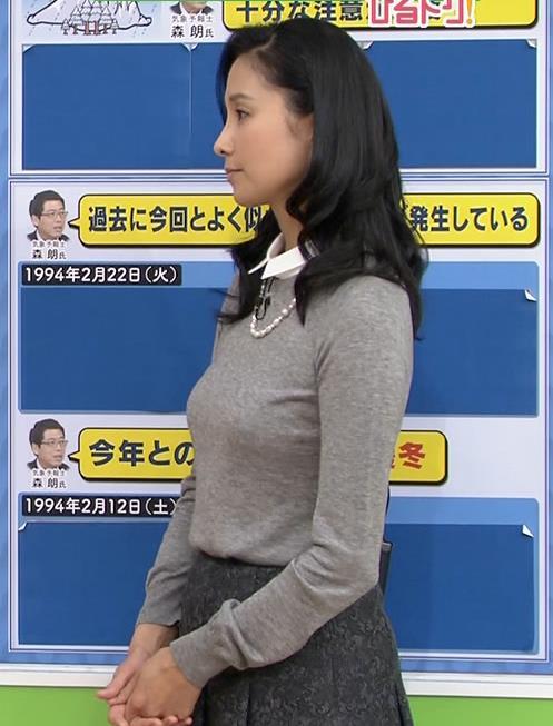 小倉弘子 垂れてそうだけど大きいおっぱいキャプ画像(エロ・アイコラ画像)