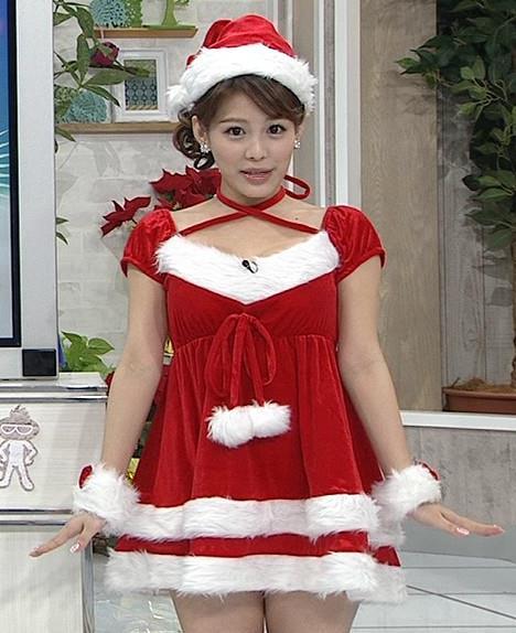 美馬怜子 日本で一番過激な天気予報キャプ・エロ画像2