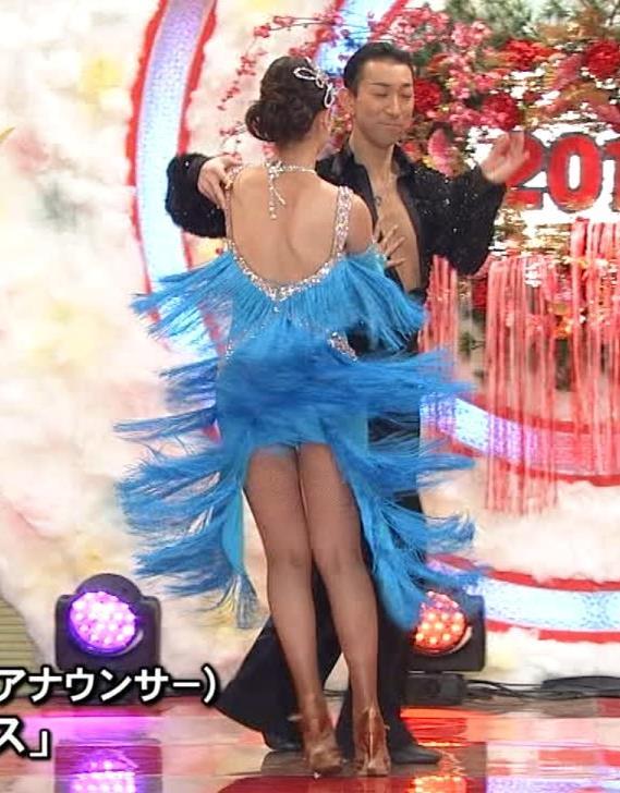 山中章子 太ももキャプ・エロ画像5