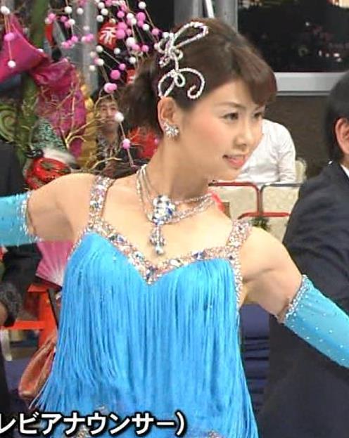 山中章子 太ももキャプ・エロ画像10