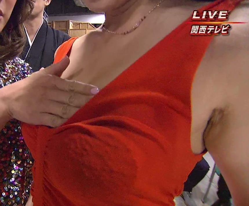橋本マナミ 生乳触られてるキャプ画像(エロ・アイコラ画像)