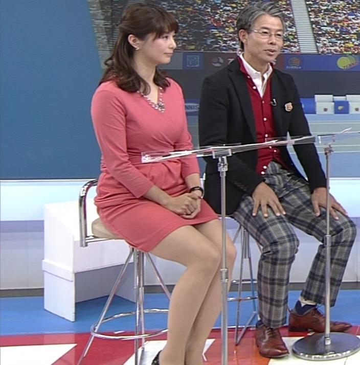 杉浦友紀 ミニスカ美脚太ももキャプ画像(エロ・アイコラ画像)