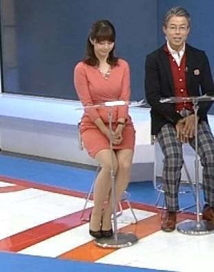 杉浦友紀 太ももキャプ・エロ画像9