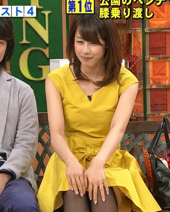 加藤綾子 スカートキャプ・エロ画像9
