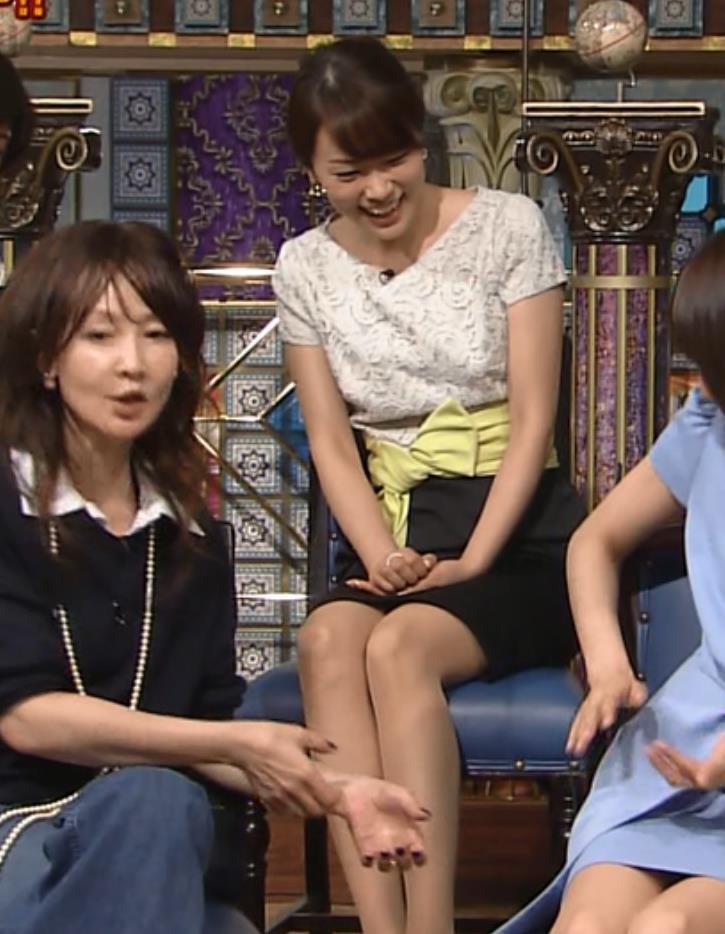 本田朋子 美脚健在