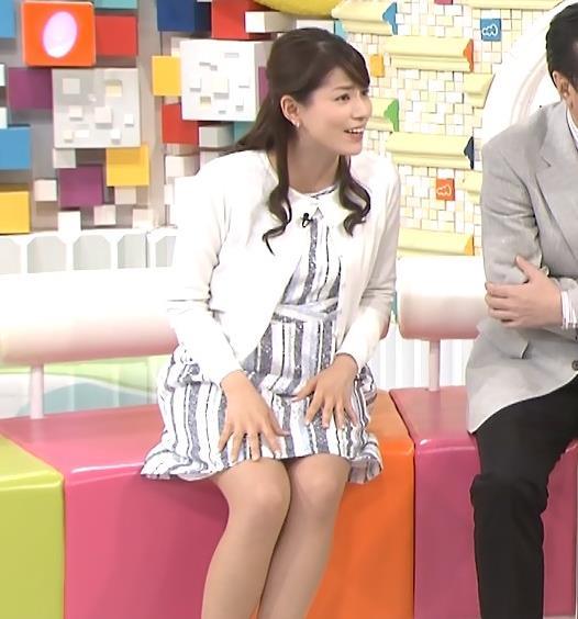 永島優美 太ももキャプ・エロ画像3