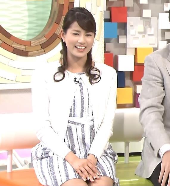 永島優美 太ももキャプ・エロ画像4