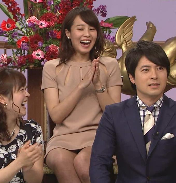 上田まりえ ミニスカ太ももデルタゾーンキャプ画像(エロ・アイコラ画像)