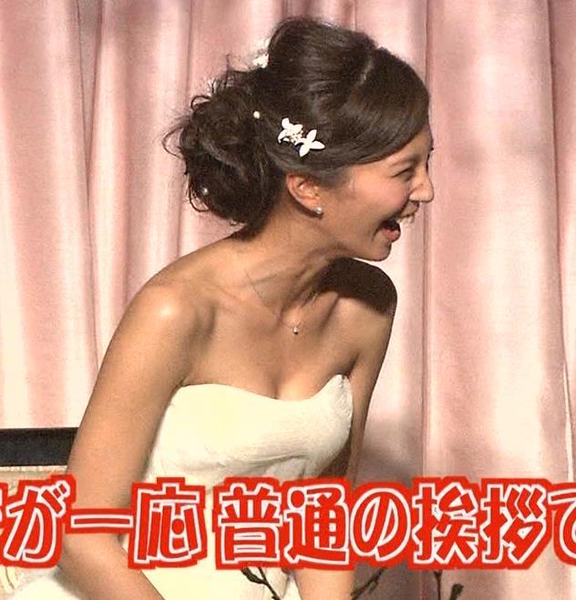 安田美沙子 おっぱいキャプ画像(エロ・アイコラ画像)
