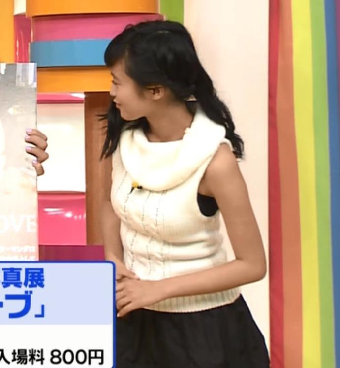 小島瑠璃子 でかちちキャプ画像(エロ・アイコラ画像)
