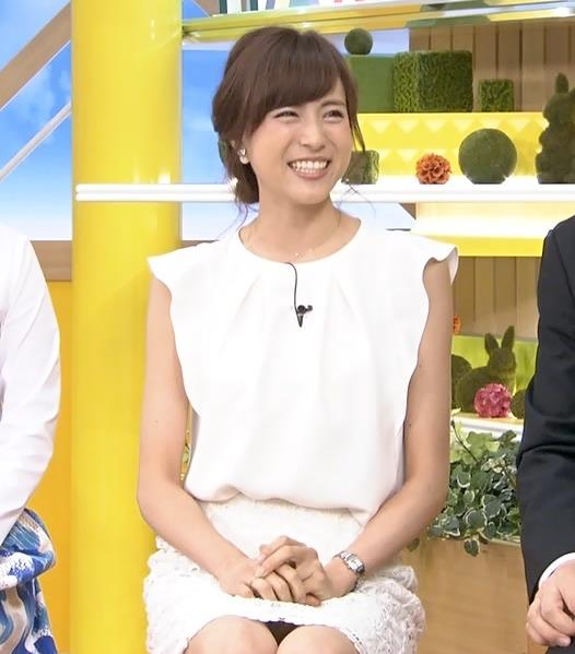 笹川友里 ミニスカのデルタゾーン (20150621)キャプ画像(エロ・アイコラ画像)