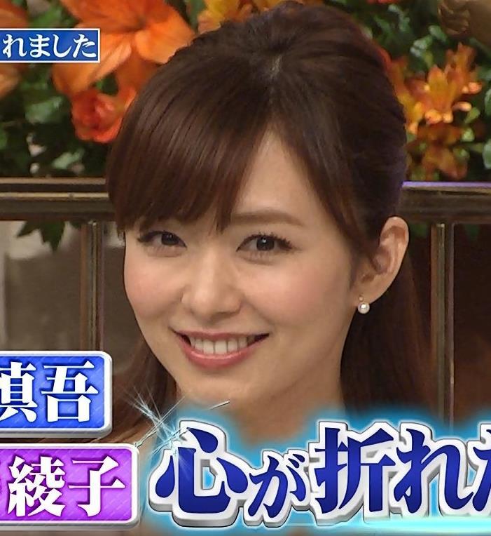 伊藤綾子 ミニスカートキャプ・エロ画像7
