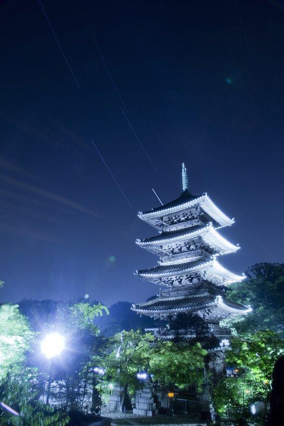 【都市星景】八事興正寺