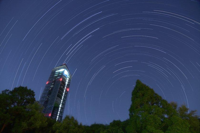 【都市星景】東山スカイタワー