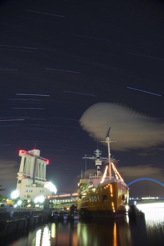 【都市星景】名古屋港ガーデン埠頭