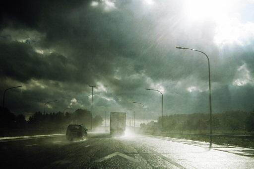 雨の景色原本