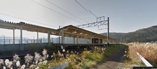 JR余呉駅