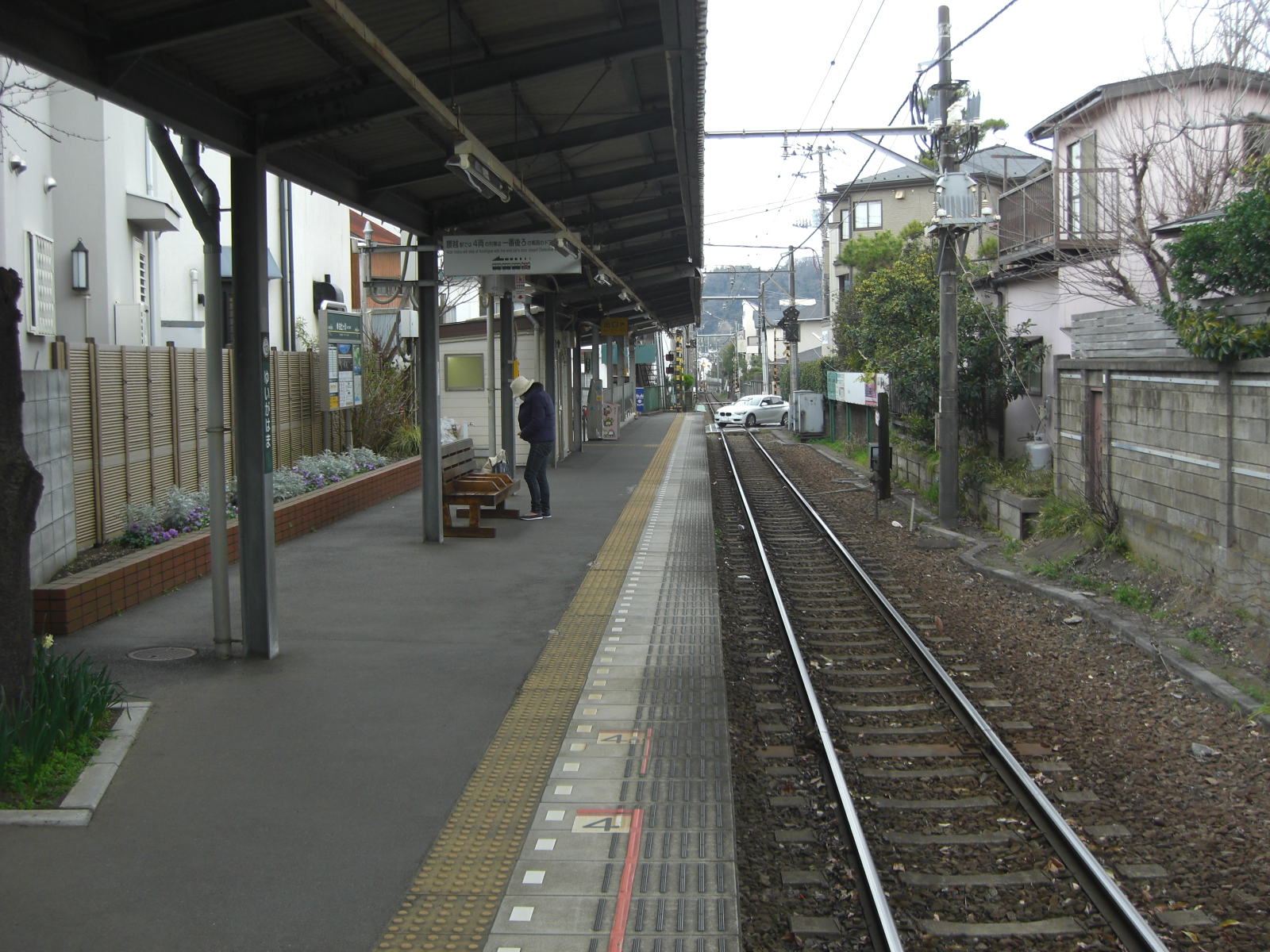 江の電途中下車@由比ヶ浜駅その2