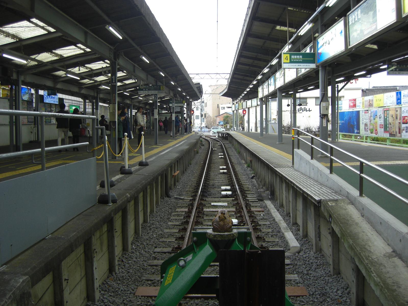 江の電途中下車@鎌倉駅その3