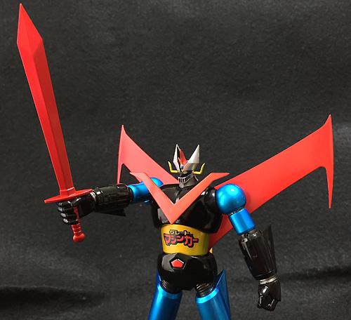 スーパーロボット超合金 グレートマジンガー ジャンボマシンダーカラー