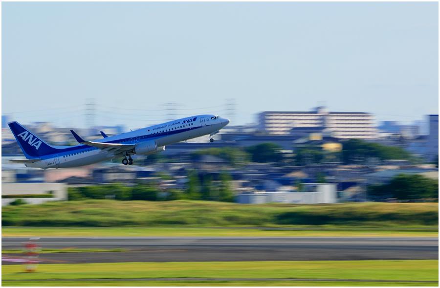 伊丹空港・助手2