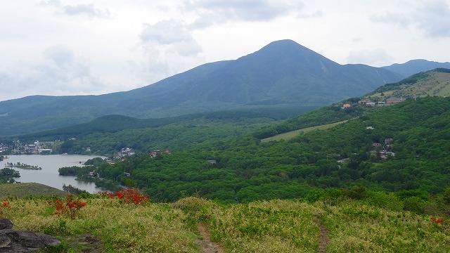 蓼科から美ヶ原高原 (2015年6月)
