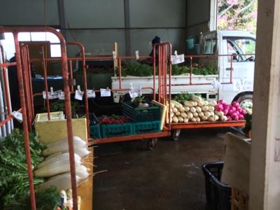 三浦野菜と海辺のマック