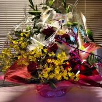 移転祝いお花