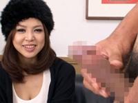 4年ご無沙汰人妻のセンズリ鑑賞