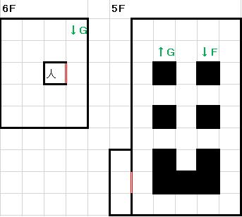 寺院5F・6F